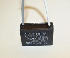 FAN CAPACITOR CBB61 4uf 250VAC