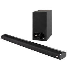 Polk Audio Signa S2 bluetooth home theater Sound Bar and Wireless Subwoofer