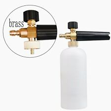 Power Pressure Washer Gun Foam Pump Spray Car Wash Soap Sprayer Foamer Dispenser