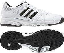 """ADIDAS """"Barracks F10"""" Herren Freizeit Schuhe Sneaker, weiß-schw F32827  ver. Gr."""