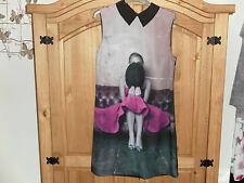 Ted Baker Polyester Sleeveless Tunic Dresses for Women
