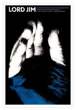 "Movie Poster 4 film""LORD Jim"" American Film by Brooks.World Graphic Design art"