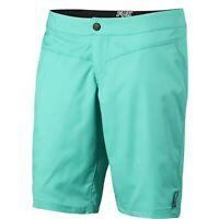 FOX RACING Women's Ripley MTB Cycling Bike Shorts, Miami Green, Large (L) - New