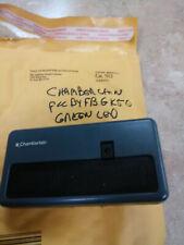 CHAMBERLAIN -  FCC B4FBGK50GREEN LED 1 BUTTON  GARAGE DOOR REMOTE