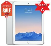 Apple iPad Air 1st Gen 128GB, Wi-Fi, 9.7in - SILVER - Grade A Condition (R)