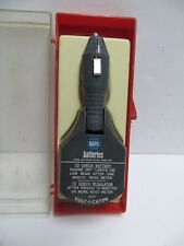 Napa Volt-I-Cator - Vehicle Car Truck Battery Checker with Case - vintage