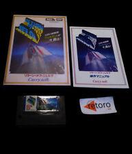 RETURN OF JELDA MSX MSX2 MegaRom GA-431 Japanese Complete Carry Soft