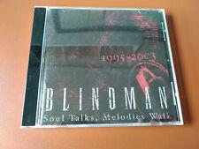 Blindman - Soul Talks, Melodies Walk
