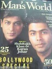 Man's World 2004 Shahrukh Shah Rukh Khan Karan Johar Kareena Kapoor Dilip Kumar
