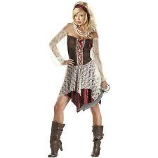 California Costumes South Seas Siren Pirate Adult Costume Sz Medium Style #00755