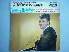 Johnny Hallyday 45Tours EP vinyle A New Orléans Vogue