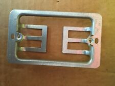Cooper B-Line BB 10  Cover Plate Mounting Bracket (10 pcs) FREE SHIPPING  USA