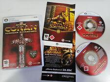 CONAN AGE OF HYBORIAN ADEVENTURES VIDEOJUEGO JUEGO PC 2 X DVD-ROM ESPAÑOL EIDOS