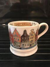 Emma Bridgewater AMSTERDAM Babymug, Small Mug, CITY Of Dreams.