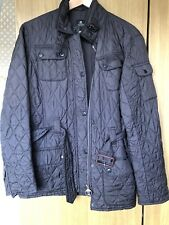 Ladies barbour quilted jacket size 14