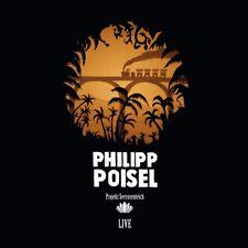 PHILIPP POISEL - PROJEKT SEEROSENTEICH (LIVE/3LP+MP3) 3 LP + DOWNLOAD NEU