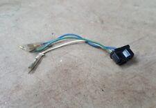 1974 Honda CB350 CB350F HEADLIGHT WIRES sub wiring harness wire connectors