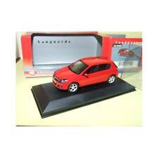 Corgi Vauxhall Astra Rouge Flamme Echelle 1/43 en boite vitrine et surboite
