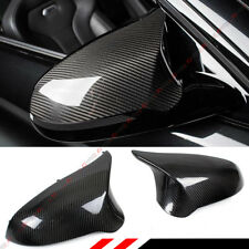 For 2015-19 Bmw F80 M3 F82 M4 Carbon Fiber Side Mirror Cover Direct Replacement