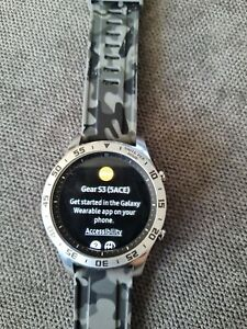 Samsung gear s3  SM-R770 make/recieve calls 📞 ...