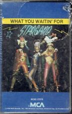 Stargard - What You Waitin' For - Sealed MCA Cassette Tape