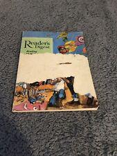 Vintage Readers Digest Reading Skill Builder Books 1963