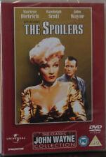 The Spoilers John Wayne Marlene Dietrich Randolph Scott (1942) DVD free post