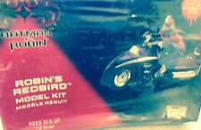 1997 Revell Monogram Model Kit Robin's Redbird -Batman movie comic DC