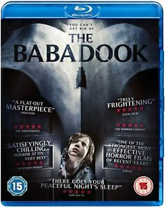 The Babadook Blu-ray or DVD - Brand New - Fast and Free Delivery