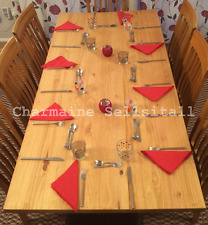 Rustic Pine 180cm Dining Table