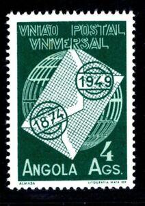 PORTUGAL Colonies 1949, UPU angola stamps MNH** (Ang2