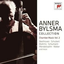 ANNER BYLSMA - ANNER BYLSMA PLAYS CHAMBER MUSIC VOL.2 12 CD NEW+