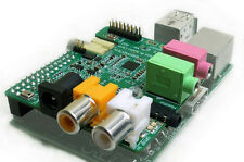 New Raspberry Pi Wolfson Audio Sound Card