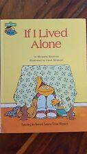 1980 Sesame street, If I lived alone book