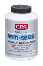 CRC SL35903 Copper Anti Seize Lubricating Compound 16 wt. oz. for Brake Grease