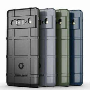 For Google Pixel 6 / 6 Pro Case Heavy Armor Shockproof Matte Rugged TPU Cover