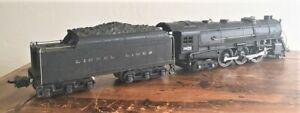 Prewar Lionel 226E 2-6-4 Steam Locomotive with 2226W Tender