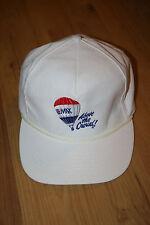 Vintage Remax Real Estate Realtor White Adjustable Snapback Baseball Cap Hat