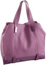 Studio Pollini Tote Bag, Fuschia, Retail $795, Italy