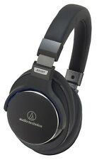 Audio Technica ATH-MSR7 Portable Sonic Headphones + mic BLACK Audio HiFi