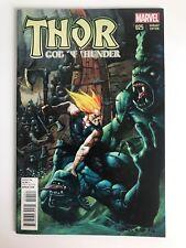 Thor - God of Thunder #25 | Simon Bisley Variant | Marvel Comics 2014