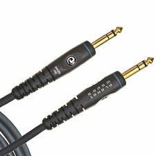 Planet Waves Custom Series Instrument Cable, Stereo, 10 feet