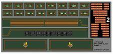 TRIANG HORNBY BRITANNIA CLASS LOCO EARLY R/F & CONVERSION TRANSFERS  LHP HD514B