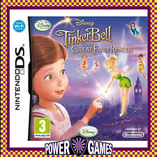 Disney TinkerBell and the Great Fairy Rescue Tinker Bell (NDS DS lite Dsi XL) BN