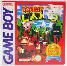 Donkey Kong Land 1 - Nintendo GameBoy Classic Pocket Color GB