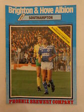 Brighton and Hove Albion v  Southampton 86