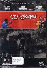 CLOCKERS * HARVEY KEITEL JOHN TURTURRO * NEW & SEALED DVD