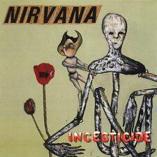 NIRVANA CD - INCESTICIDE (1992) - NEW UNOPENED