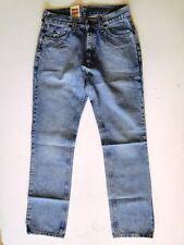 Lee Bootcut Jeans Hose Hellblau Stonewashed W30 L33 NEU!