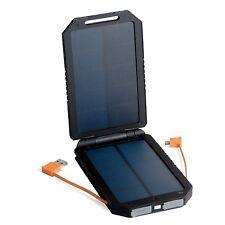 Venta Ultra Alta Capacidad Batería De Respaldo Cargador Solar Banco de Alimentación USB del panel de doble